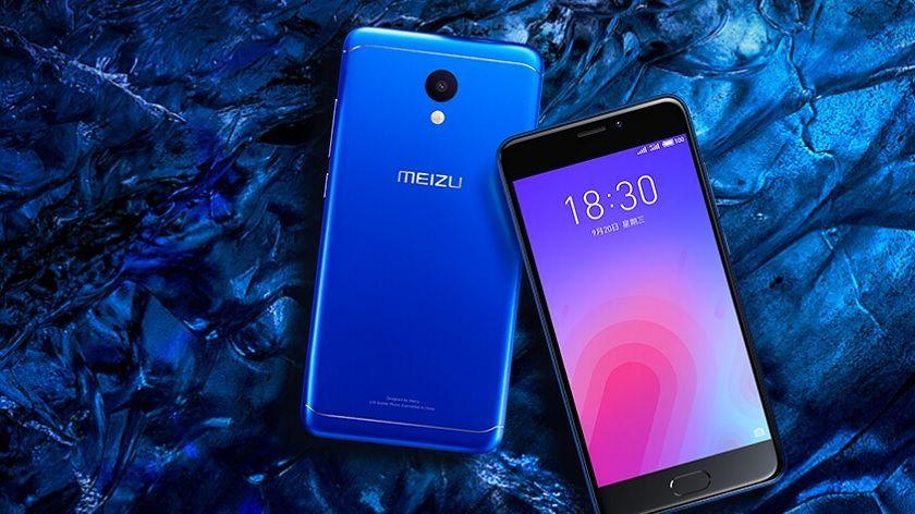 Meizu M6; metal y CPU de ocho núcleos por 105 dólares 30