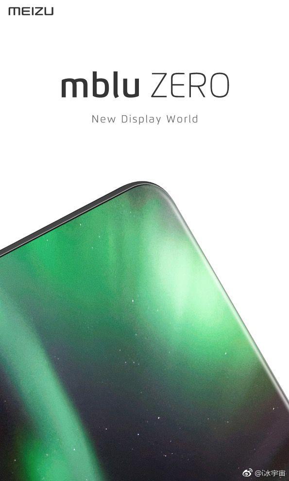 Meizu mblu Zero podría ser el primer smartphone totalmente sin bordes 35