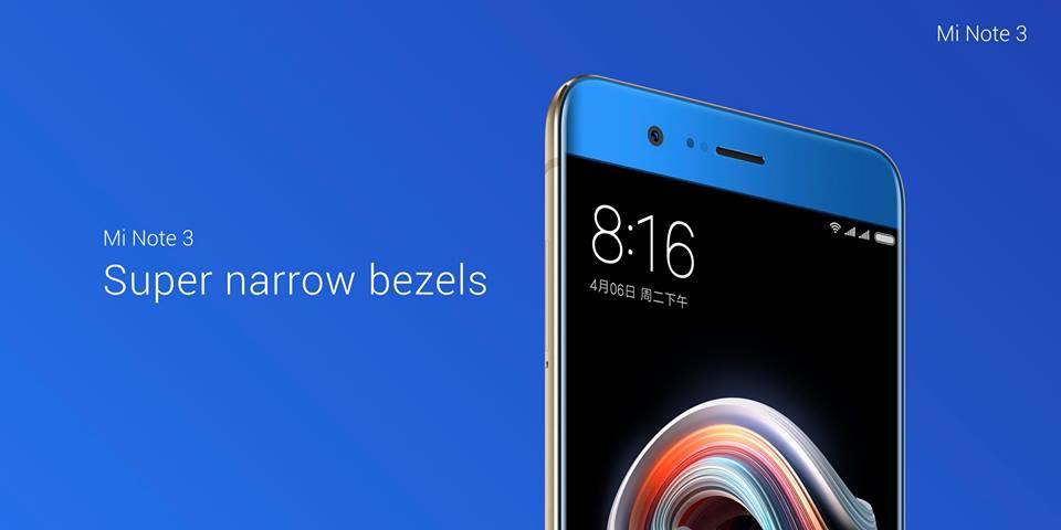 Xiaomi presenta Mi MIX 2 y Mi Note 3, sobresalientes en características/precio 36