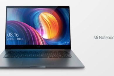 Xiaomi sube el nivel con Mi Notebook Pro