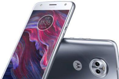 Lenovo presenta el Motorola Moto X4