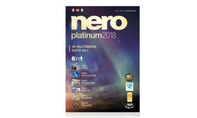 Llega Nero 2018; novedades, disponibilidad y precios 30