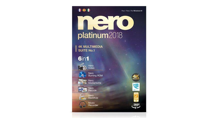 Llega Nero 2018; novedades, disponibilidad y precios 35