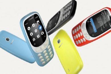 Es oficial, HMD Global anuncia el nuevo Nokia 3310 con 3G