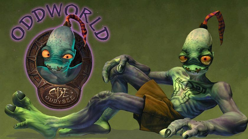 Consigue Oddworld: Abe's Oddysee gratis con Good Old Games