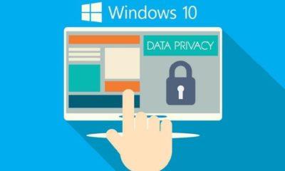 privacidad para Windows 10 Fall Creators Update