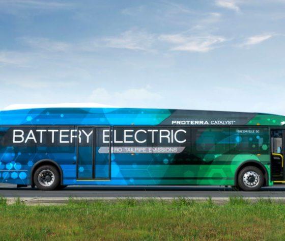 Este autobús ha recorrido casi 1.800 kilómetros con una carga de batería 31