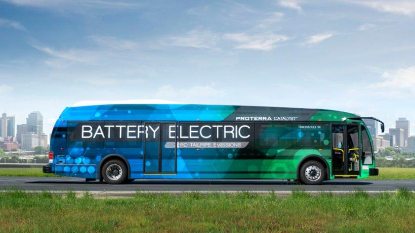 Este autobús ha recorrido casi 1.800 kilómetros con una carga de batería 29