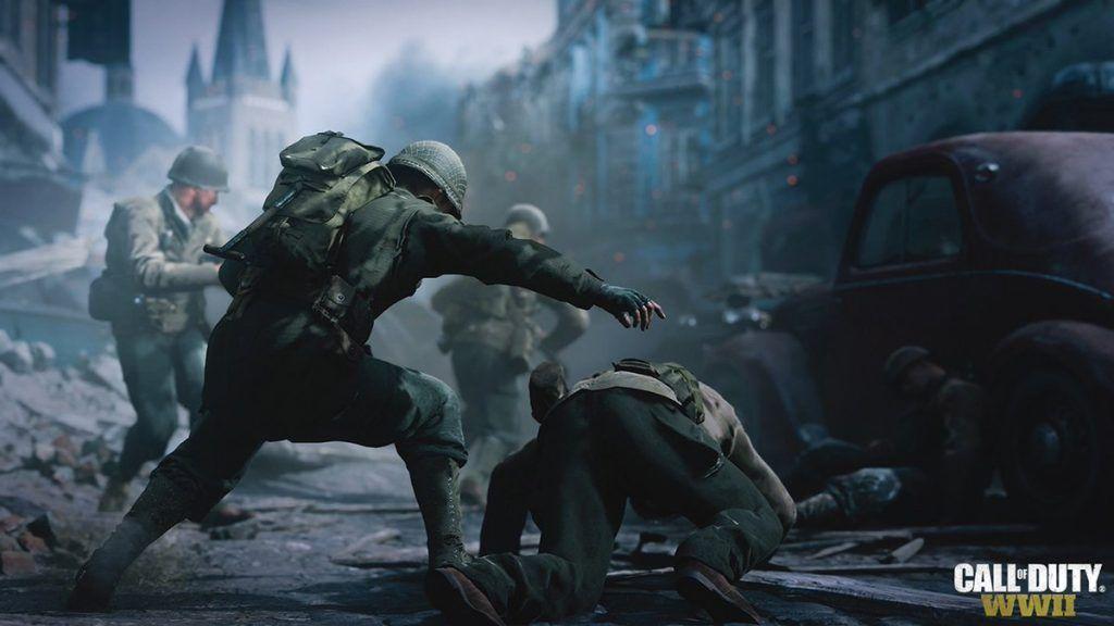 Requisitos de Call of Duty: WWII, la beta abierta empieza el 29 de septiembre en PC 29