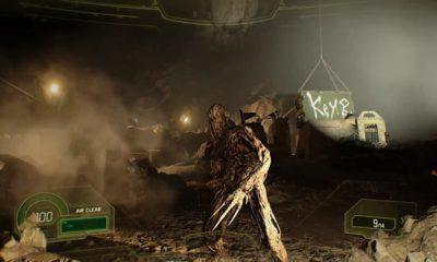 Nuevo vídeo con juego real de Resident Evil 7 Not a Hero 55