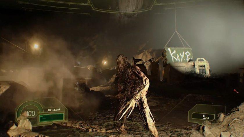 Nuevo vídeo con juego real de Resident Evil 7 Not a Hero