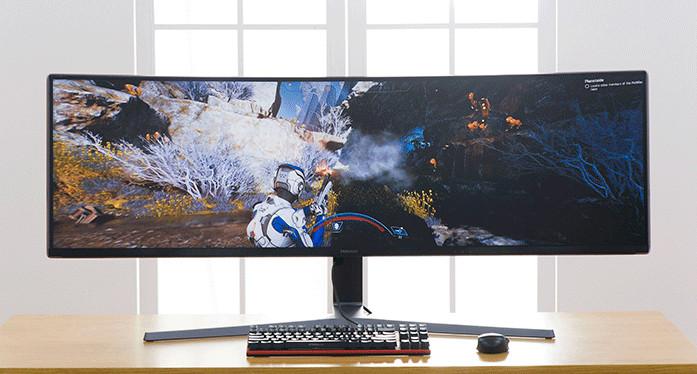 monitor gaming QLED