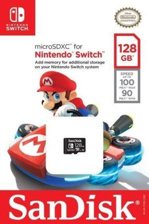 Nintendo se asocia con Western Digital para comercializar tarjetas SD oficiales para Switch 33