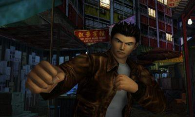 Listado un pack con Shenmue I y II para PS4 y Xbox One 41