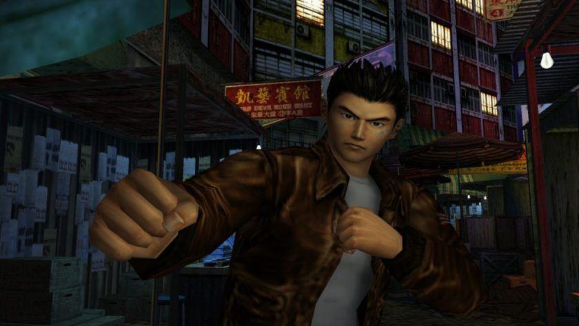 Listado un pack con Shenmue I y II para PS4 y Xbox One