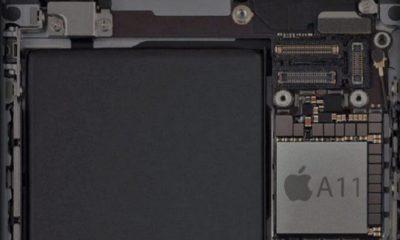 Filtradas las especificaciones del SoC Apple A11, más núcleos 29