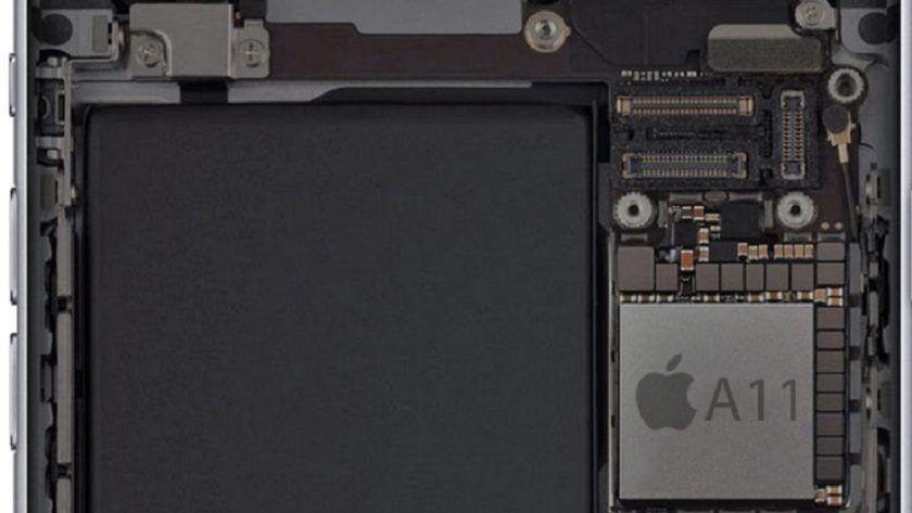 Filtradas las especificaciones del SoC Apple A11, más núcleos