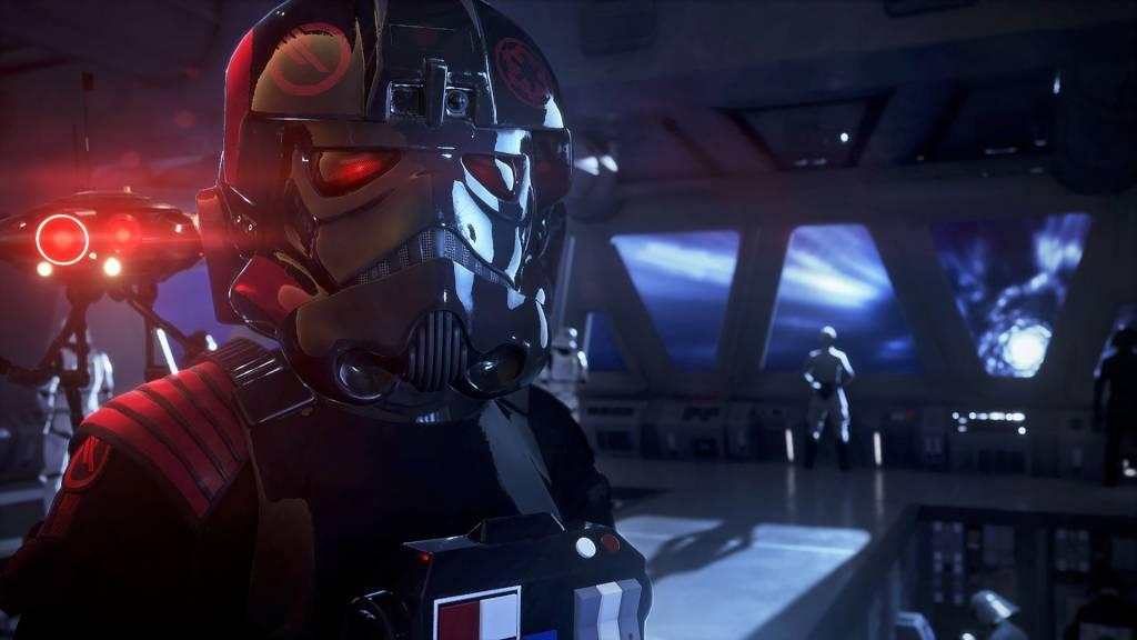 Tráiler oficial del modo historia de Star Wars: Battlefront 2 29