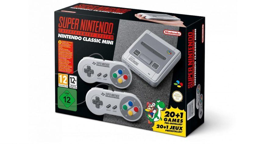 Super Nintendo Classic Mini Edition llega esta semana, todo lo que debes saber