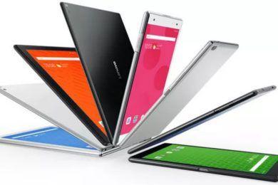 Lenovo comercializa nuevos tablets básicos Tab 4 con Android