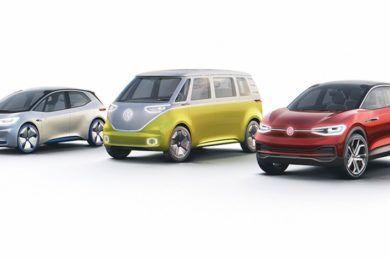 Volkswagen ofrecerá versiones eléctricas de todos sus vehículos en 2030
