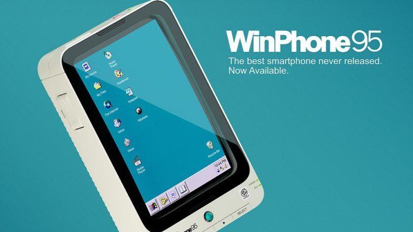 WinPhone 95, una maravilla que por desgracia nunca existió