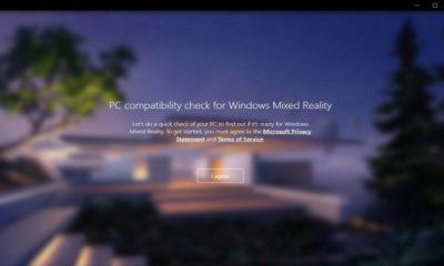 Ya disponible Windows Mixed Reality PC Check 30