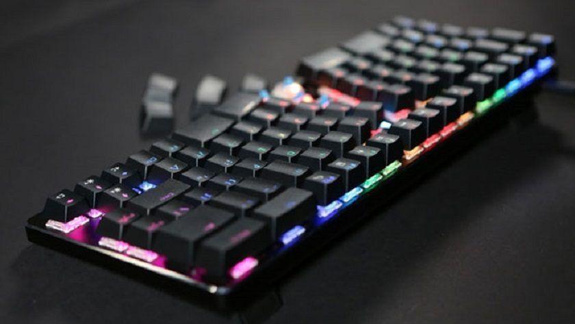 X-Bows Mechanical Keyboard lleva la personalización a otro nivel