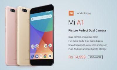 Nuevo Xiaomi Mi A1; económico y con Android limpio 31