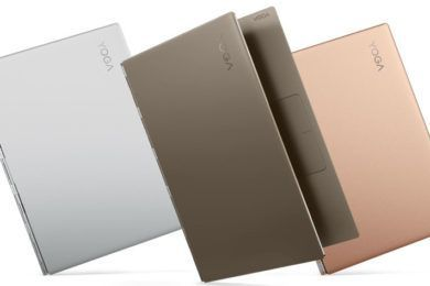 Lenovo presenta nuevos convertibles Yoga 920 y 720