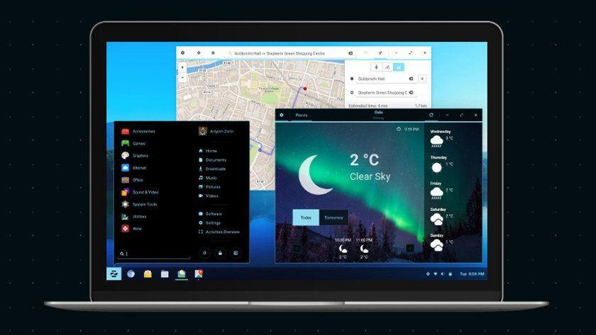 De Windows a Linux con Zorin OS