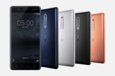 Nokia actualizará todos sus terminales a Android Oreo