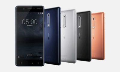 Nokia actualizará todos sus terminales a Android Oreo 110