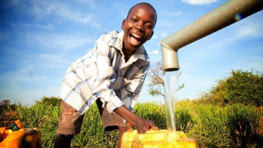 Nuevo sistema de purificación de agua mediante filtrado molecular 30
