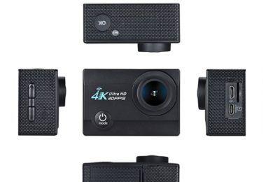 Consigue una cámara de acción por menos de 25 euros