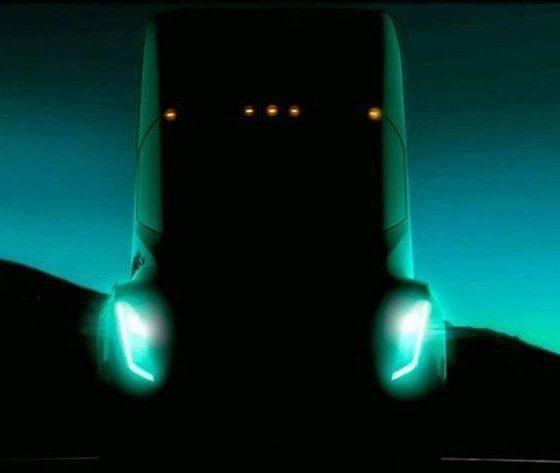 Tesla presentará su camión eléctrico el 26 de octubre 31