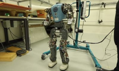 Crean robots que entienden su propio cuerpo para caminar de forma natural 87