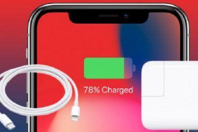 Necesitarás adaptadores para la carga rápida de los nuevos iPhone 8 y iPhone X