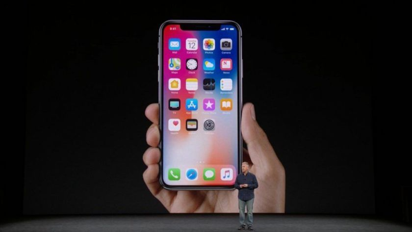 Coste de producción del iPhone X de Apple
