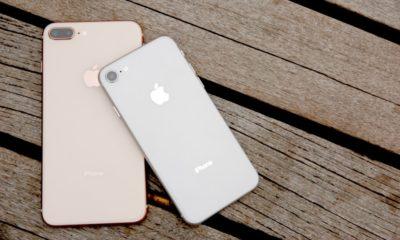 Cambiar el cristal del iPhone 8 cuesta más que reparar la pantalla 93