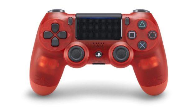Azul, blanco y rojo son los colores de los nuevos Dualshock 4 'Crystal' para PS4 30