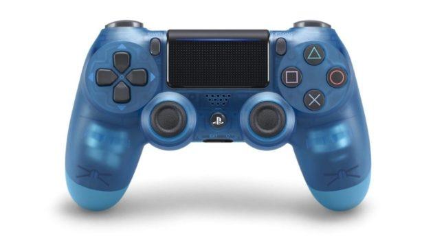 Azul, blanco y rojo son los colores de los nuevos Dualshock 4 'Crystal' para PS4 32