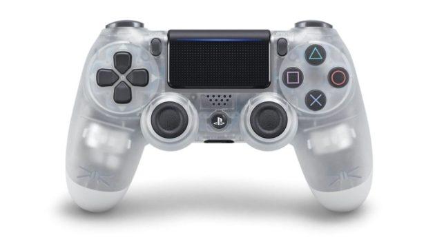 Azul, blanco y rojo son los colores de los nuevos Dualshock 4 'Crystal' para PS4 34