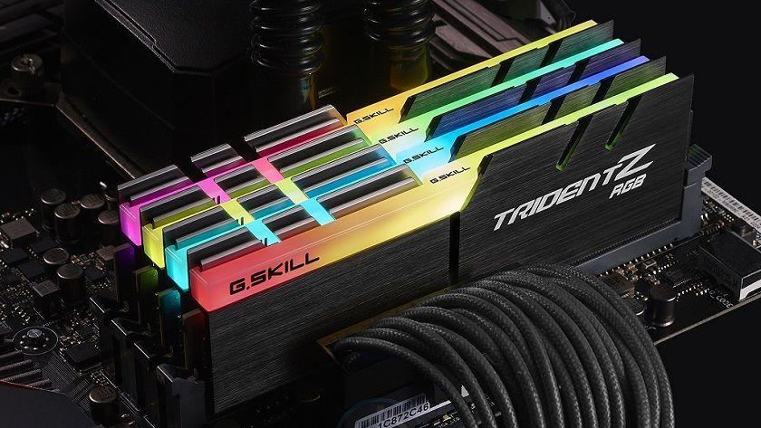 Rambus crea el primer prototipo de memoria DDR5 28
