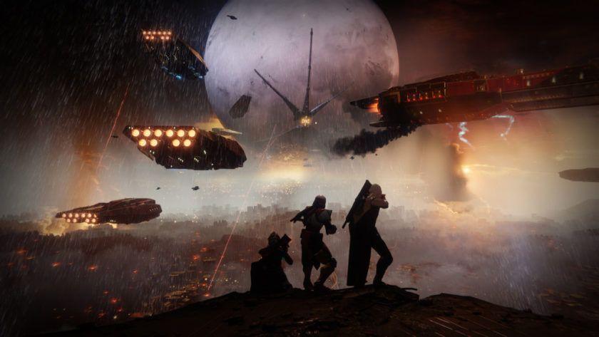 Análisis técnico de Destiny 2 en PS4 Pro, PS4 y Xbox One