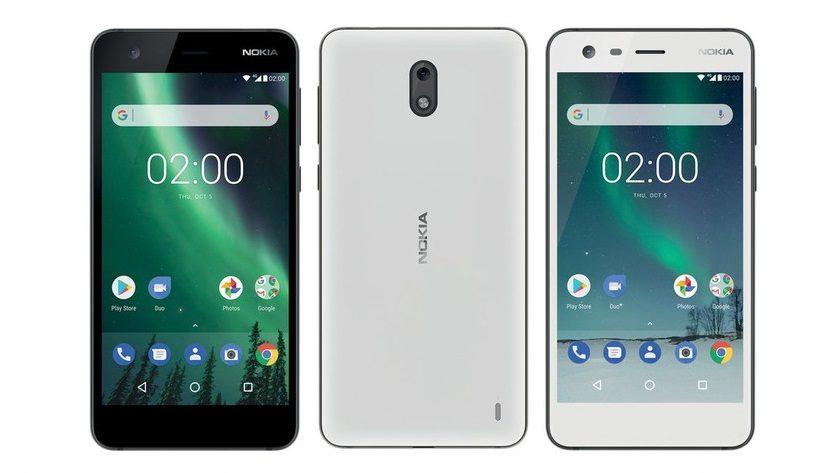 Nuevos renders de prensa del Nokia 2; ¿Nokia 9 en camino?