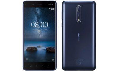 La versión del Nokia 8 con 6 GB de RAM y 128 GB llegará en octubre 36