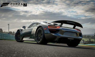 Ya disponible la demo de Forza Motorsport 7 en PC, prepara 22 GB 33
