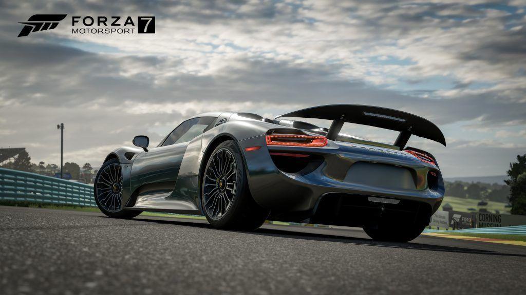 Ya disponible la demo de Forza Motorsport 7 en PC, prepara 22 GB 30