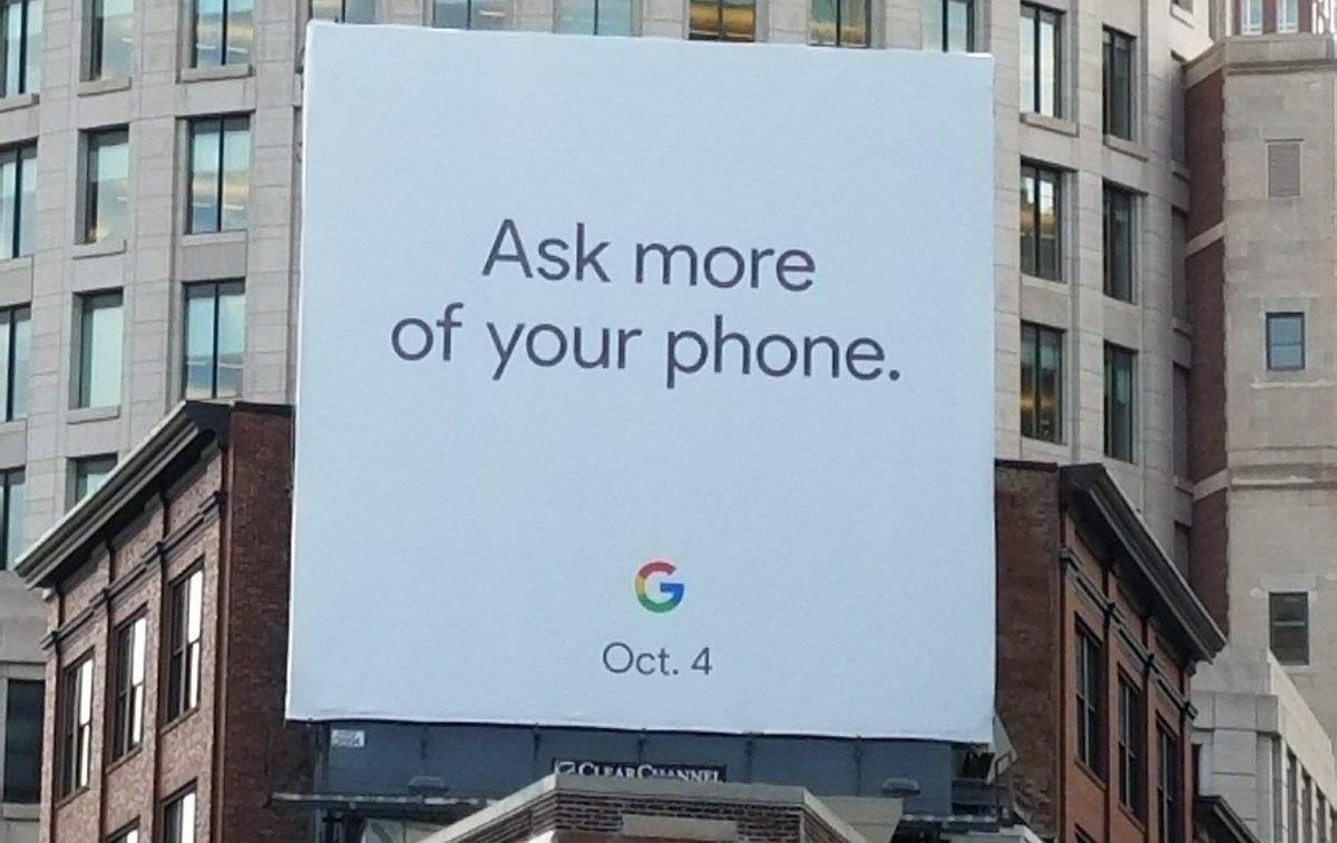 Google presentará los Pixel 2 y Pixel 2 XL el 4 de octubre 29